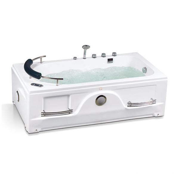Waterfall Inlet Low-Noise Design Bathtub