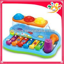 Bunte Xylophone Musikinstrument Set Spielzeug Für Verkauf