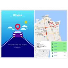 Friendly Fleet Management Tracking APP for Vehicle Tracker