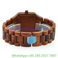 Top-Quality Wood Watches, Quartz Watch (15167)