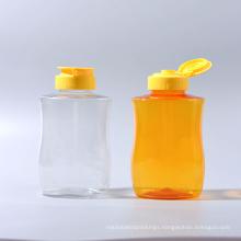 380g/280ml Pet Honey Bottle Jam Bottles Ketchup Bottle (EF-H05380)
