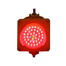 Christmas decoration 100mm 24v led traffic signal light