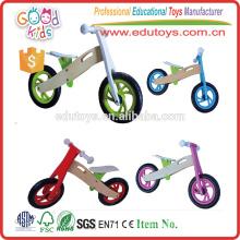 Gemacht in China hölzernes Kinderspielwaren hölzernes Kindfahrrad neu kommen an!