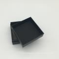 Both Side printed matte black cardboard mailing box