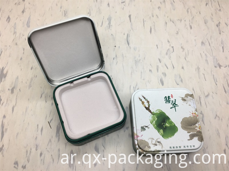 Metal tea tins wholesale