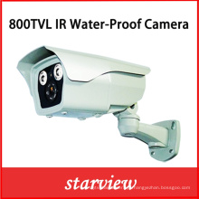 800tvl LED Array impermeável CCTV Bullet Security Camera (W18)