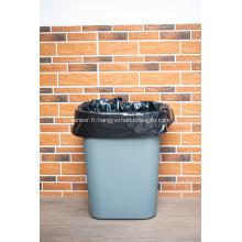Sacs poubelle en plastique en rouleau