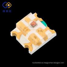 HH-venta caliente SMD 0603 RGB 0603 rgb smd led diodo con RoHS