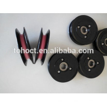 High quality textile ceramic guide pulley