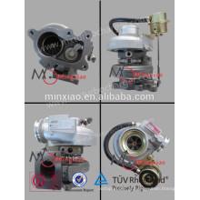 Turbocompressor PC200-8 4D107 HE221W 4048808 4048809 4955276