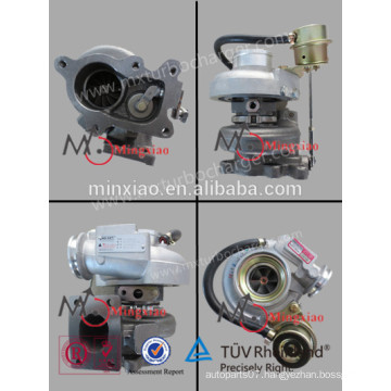 Turbocharger PC200-8 4D107 HE221W 4048808 4048809 4955276