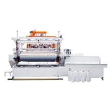 Extrusão de filme de estiramento de elenco de grau de máquina produzindo máquina