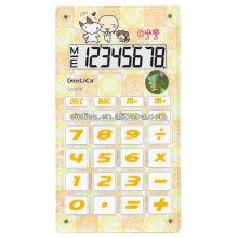 Boa aparência 8 dígitos mini calculadora bonito