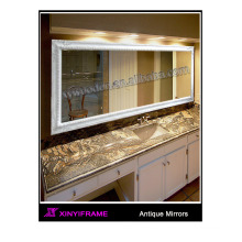 French Retro Bathroom Full Length Mirror - Buy Full Length Mirror,Wall Mirror,Wooden Mirrors Product