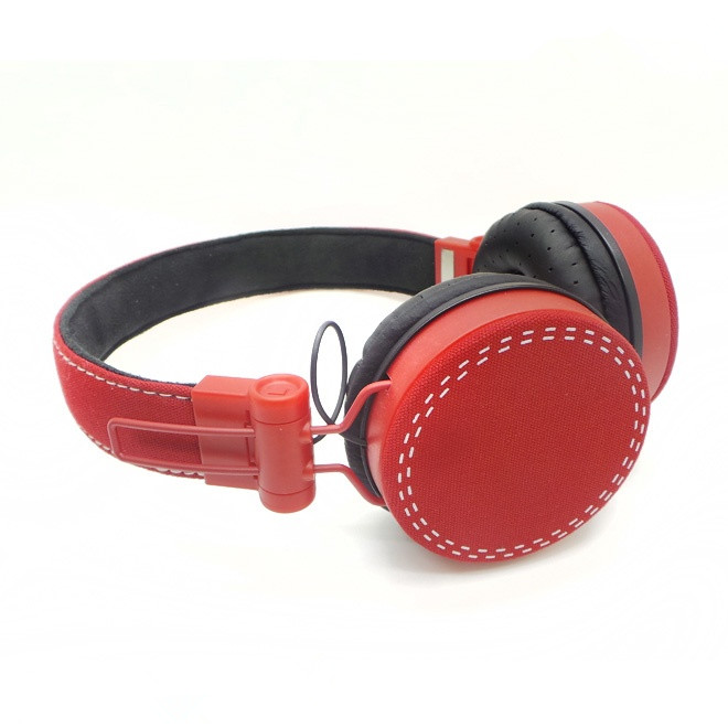 cotton denim over head earphone