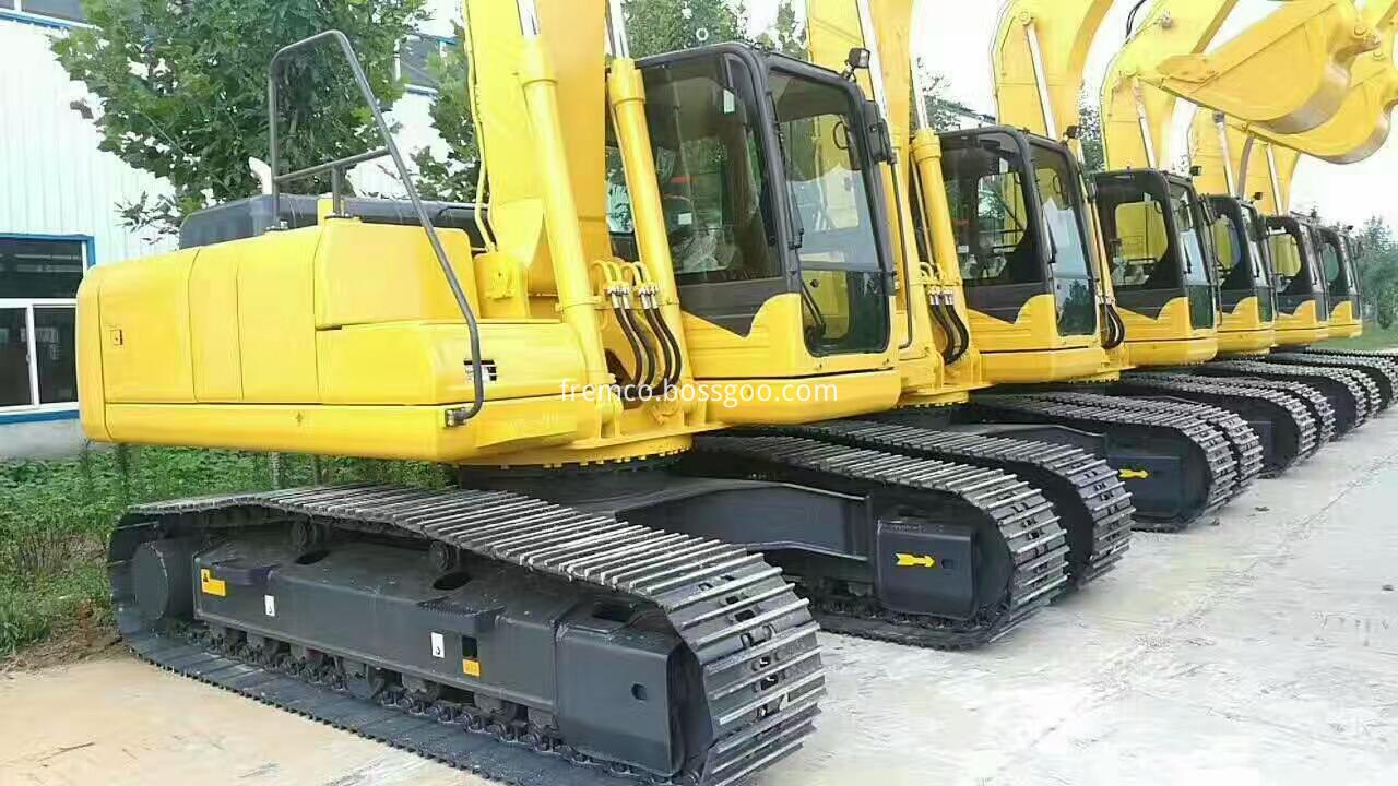 Hydraulic Excavator 13.5 tons