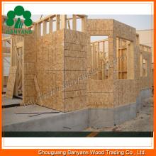 OSB bon marché pour la construction et le mobilier