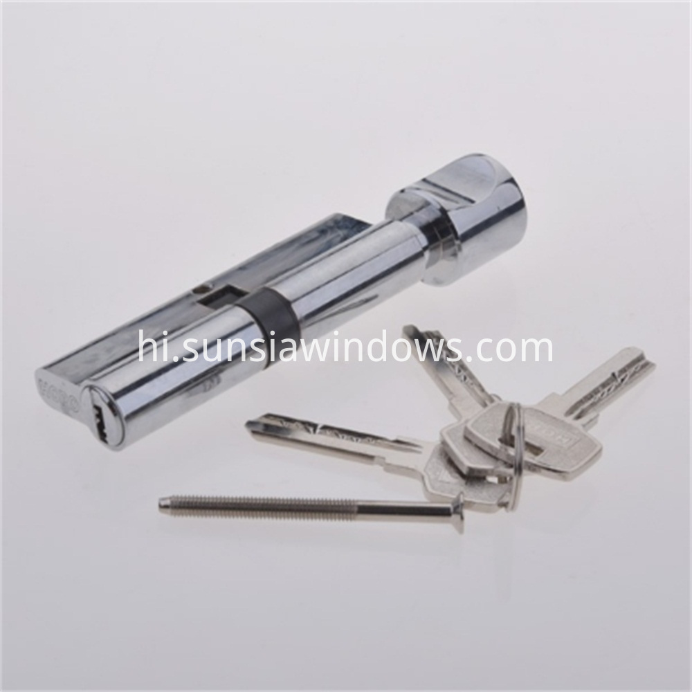 Security Cylinder Lock,Casement Door Cylinder,Folding Door Cylinder
