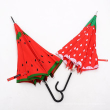 Strawberry Printed Children Umbrella (BD-02)