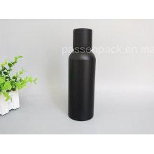 Hochwertige Aluminium-Wodka-Flasche mit schwarzer Matt-Oberfläche (PPC-AB-09)