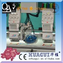HUAGUI deux têtes cristal bijoux fixation machine à broder prix