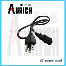 125V Extension ligne câble d'alimentation avec cordon