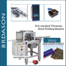 Ultrasonic Solar Panel Welding Machine