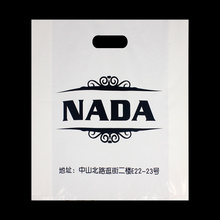 Die Cut Bags Atacado Plastic Poly Bag