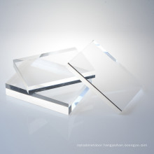 Customized size clear 6mm 4*6 cast acrylic plastic sheet for sale