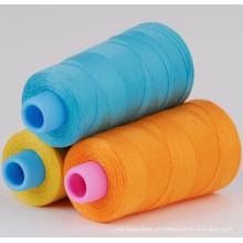 100% poliéster 40/2 40/3 hilo de coser