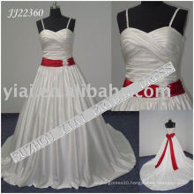 2011 latest elegant drop shippiong freight fre ball gown style 2011 wedding dress JJ2360