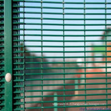 358 Clôture de haute sécurité pour zone de construction