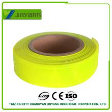 Hallo Vis Farbe reflektierende Verkehrssicherheit PVC-Kristall Band