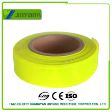 hi vis color reflective road safety PVC crystal tape