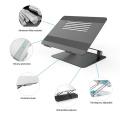 Verstellbarer tragbarer Schlafsofa Beistelltisch Laptop Schreibtisch
