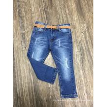 Calças de brim quentes dos meninos do bebê da venda 2015 / calças calças de brim dos meninos da forma