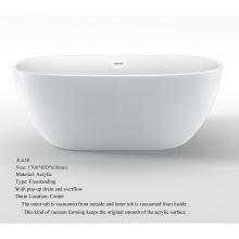 Huevo como la tina caliente, bañera independiente