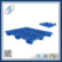 Palettes de stockage HDPE en plastique haute qualité