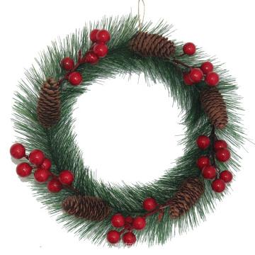 Weihnachtsdekorationen Ornamente Kranz Innendekor