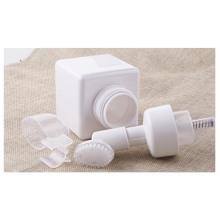 Bouteille cosmétique haute qualité en PP 250ml avec une brosse (NB184-2)