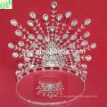 Серебряный великолепный кристалл Bridal Prom Tiaras
