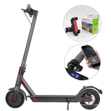350W Dual Motor Foldable Electric Scooter Adult Cheap Price Kick E- Motorcycles Wheels Scooter for out Door Sport 48V