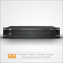 Lps-116 16 Channel Sequencer de potencia para la fábrica