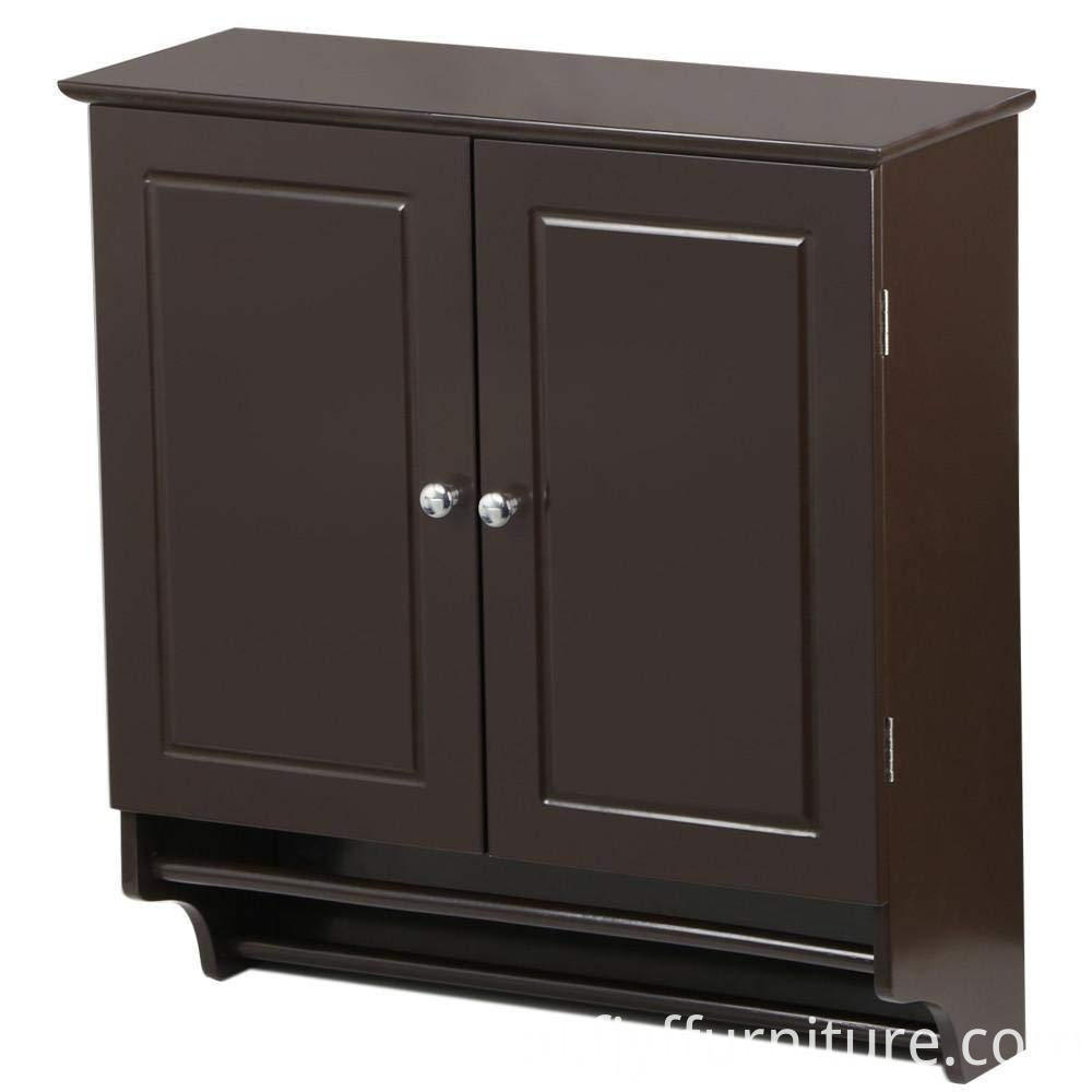 Cabinet Used In Bathroom