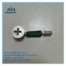Minifix bolt fittings furniture fittings