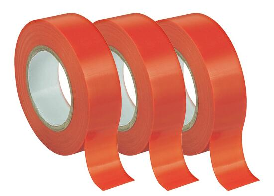 orange insulation tape