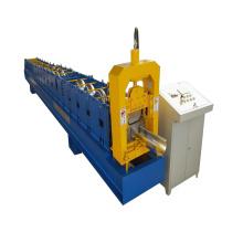 metal half-round rain gutter roll forming machine