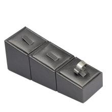 Qualité en cuir PU Ring Display Set en gros usine (RS-T3)