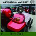 Tractor de ruedas 4WD 70HP refrigerado por agua de alta potencia con cabina