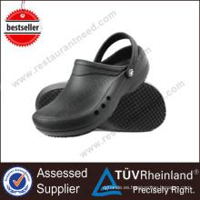 China exportador Shinelong superior calidad barato chef zapatos